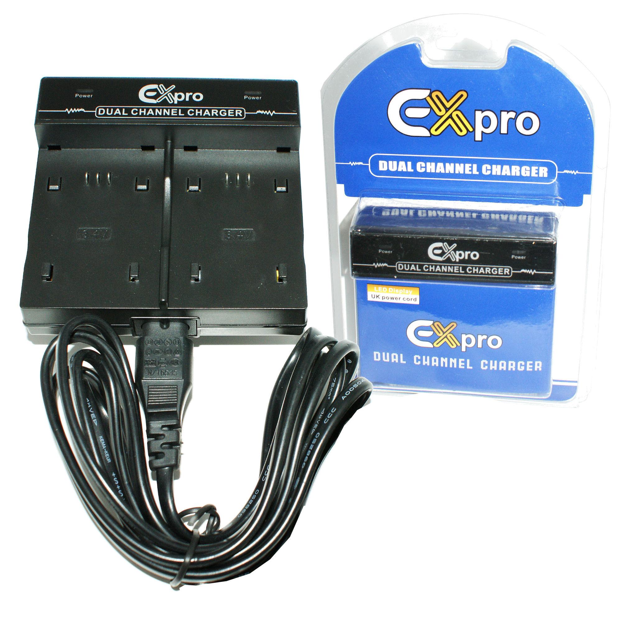 Cargador de batería de viaje DOBLE Casio Exilim NP-60 NP60 EX-Z29 EX-Z80 EX-Z85 EX-Z90
