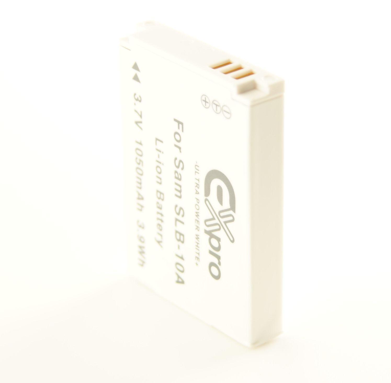 Ex-Pro Blanco Batería SLB-10A Samsung SL502 SL520 SL620 SL720 SL820 TL9 WB150