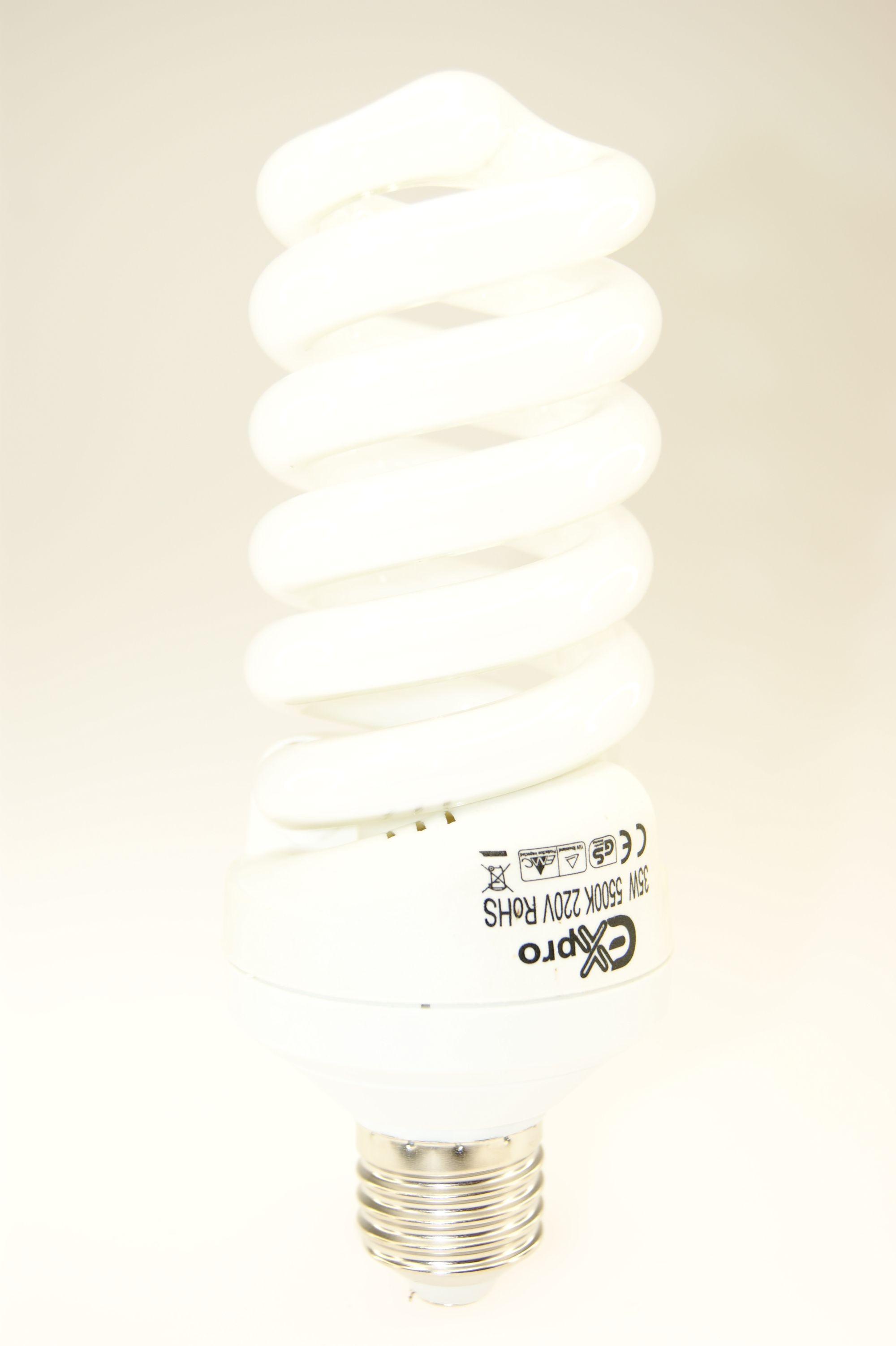 Ex-Pro® 35w CRI Studio Full Spectrum Fluorescent Studio Daylight Bulb 150w Eq