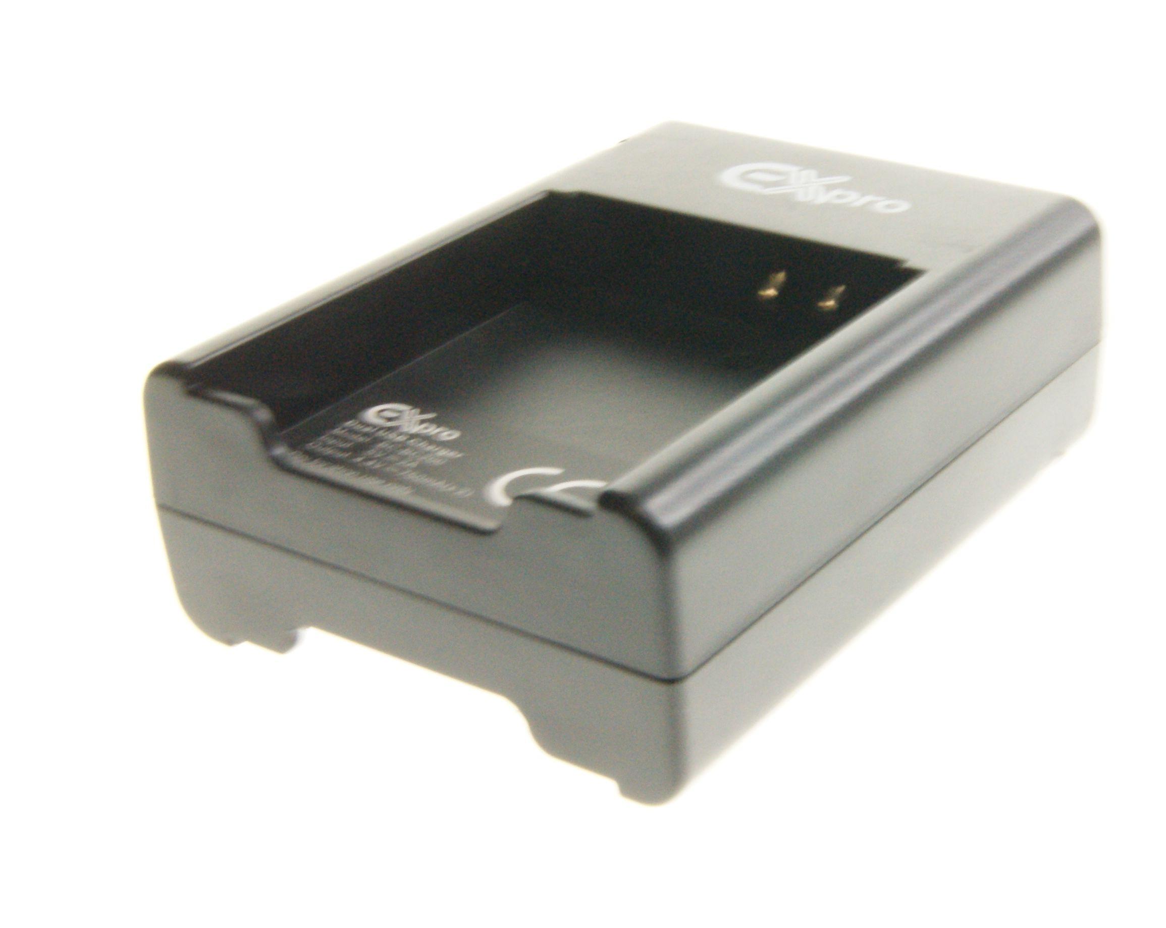 Ex-Pro EB-BC200ABE Mini USB Cargador Rápido Doble Twin /& Batería Para Samung Gear 360