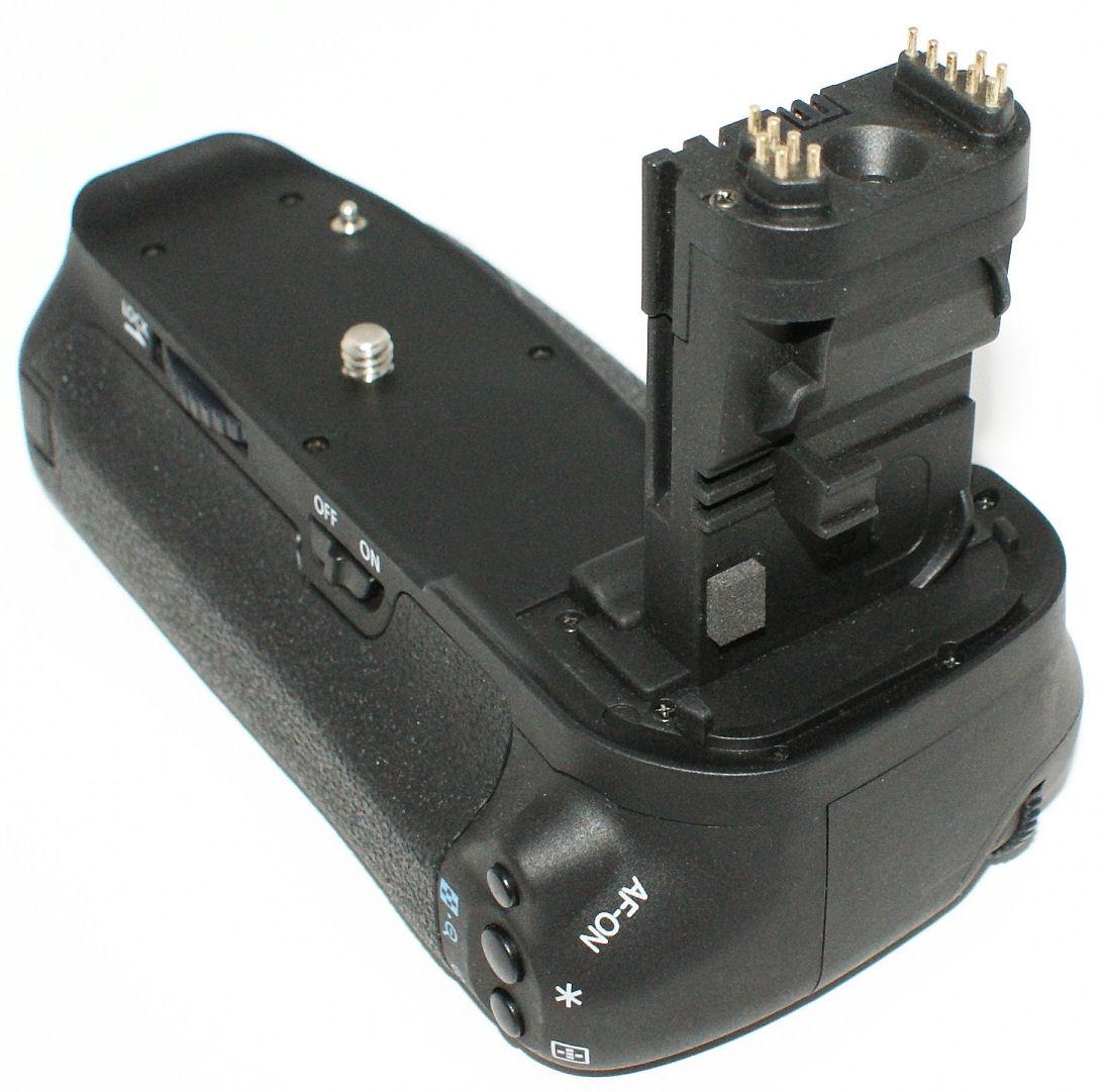 LP-E6 Series for Canon EOS 60D Digital SLR Ex-Pro® Power Grip Canon BG-E9