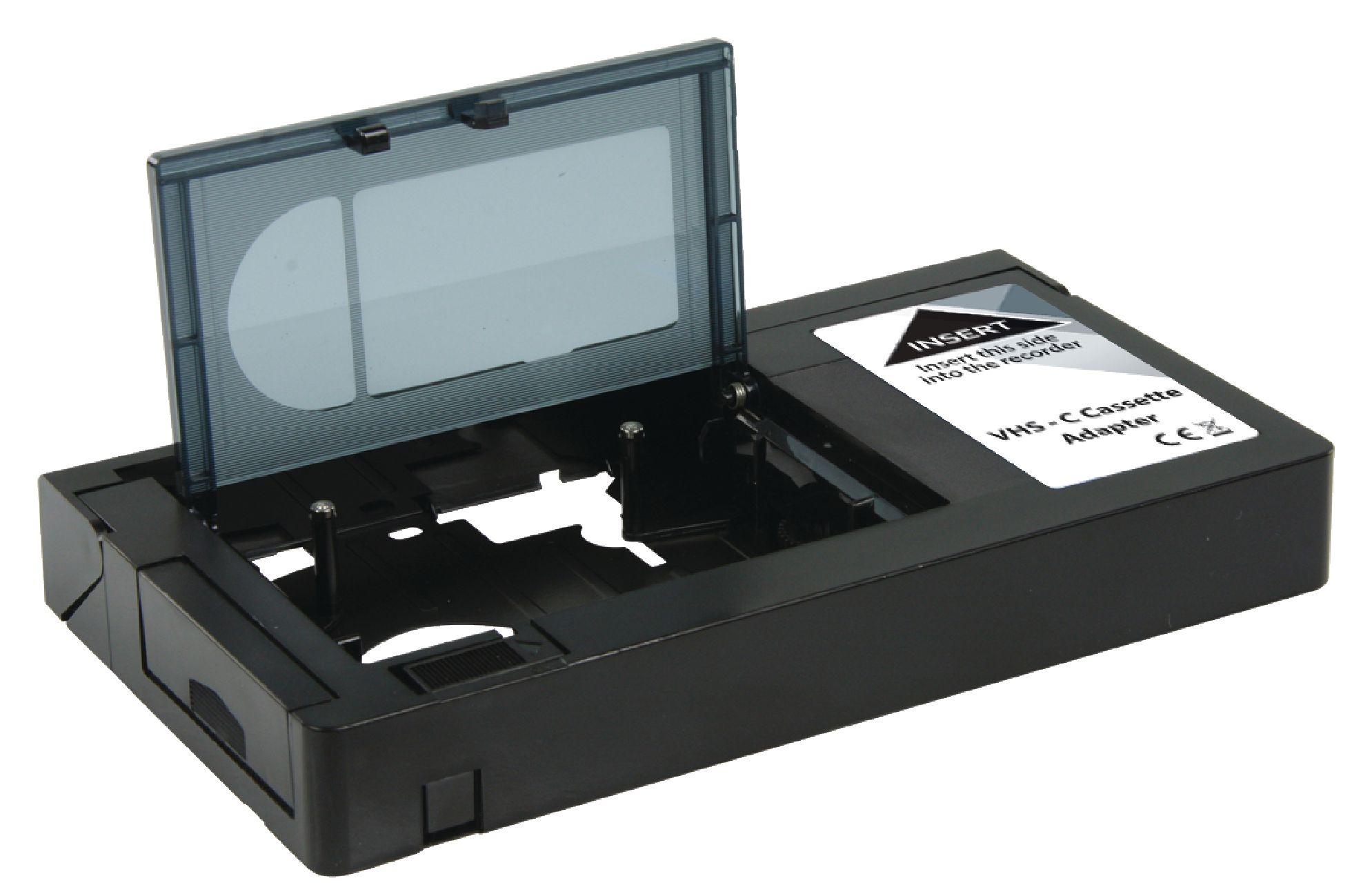 Konig Motorizados Cassette Adaptador Vhs C A Vhs Adaptador Ebay