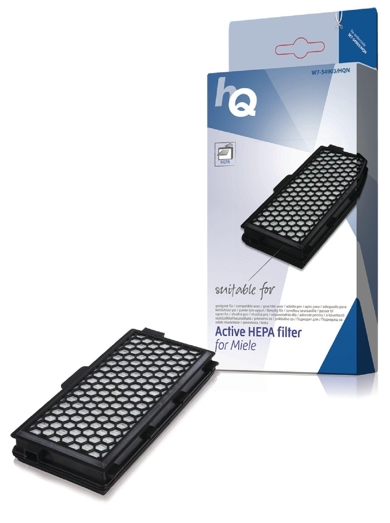 S5260 SF-AH50 SF-AH 50 Hepa H12 Filter Pollenfilter Miele S5260 COMFORT
